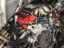 Motore Maserati e Ferrari tipo F136...