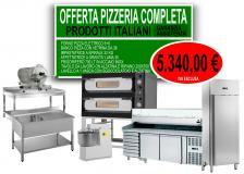 PIZZERIA COMPLETA MADE IN ITALY