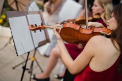 Violinista musica matrimonio Lugano e Canton Ticino