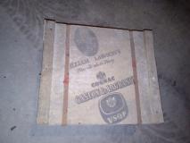 Confezione ORIGINALE di Whisky e Cognac anni 60