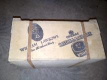Confezione ORIGINALE di Whisky e Cognac...