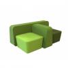 Cube - Divanetto per bar e poltroncina Contract