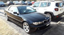 BMW 318ci cabrio, 2005, stato ottimale, recente collaudo