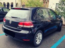 VW Golf highline 2.0 TDI DSG