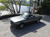BMW 325 i, cabrio (auto d'epoca)