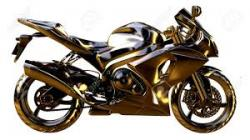 Moto diesel d'oro