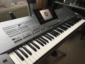 Yamaha Tyros Workstation 5 Tastatur mit 76 Tasten