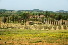 Toscana - Capalbio - Casali - Ospitalità