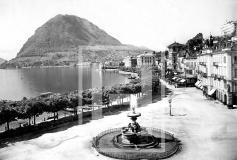 Lugano il Quai anno 1901