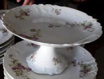 Porcellane  di Limoges   d'epoca doppio marchio ,