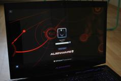 Alienware M17XR4 Gaming Laptop