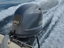 Nuovo Motore Fuoribordo Yamaha F40 HETL