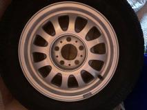Cerchio BMW con ruota