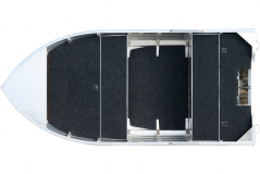 Barca In Alluminio KIMPLE HUNTER 395 M