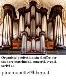 Organista Locarno