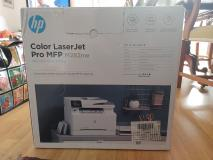 HP laser Jet pro M282nw ( a  colori)