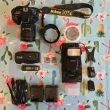 Nikon D750 + accessori