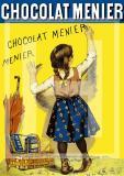 Manifesto Vintage Chocolat menier