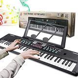 Lezioni tastiera e pianoforte