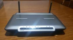 Modem adsl 2+ wi-fi telecom  e Belkin  adsl2+ wireless