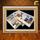 #505cloucasa Appartamento in villino pentafamiliare Aprilia- Fossignano