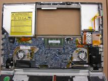 "MacBook Pro 17"" da usare per ricambi"