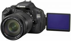 Reflex Canon EOS 600 D Obiettivo EF-S 18-135mm