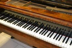 pianoforte a coda viennese d'epoca