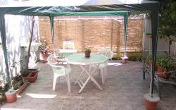 Sardegna mare Penisola del Sinis casa piano terra con giardino