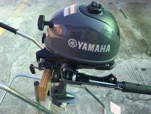 Nuovo motore yamaha 2,5 fuoribordo