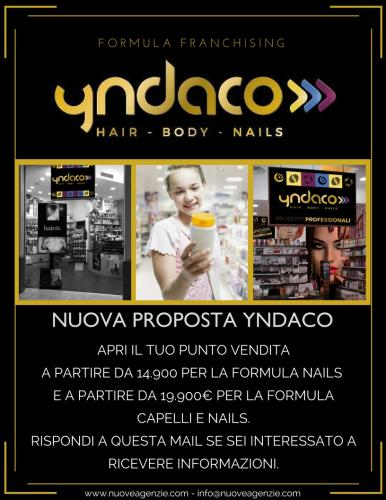 Avvia il tuo punto vendita Yndaco in franchising 452311a.jpg