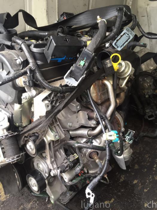 Motore Opel mokka 1.7 anno 2016-2017 tipo A17DTS MotoreOpelmokka17anno20162017tipoA17DTS.jpg