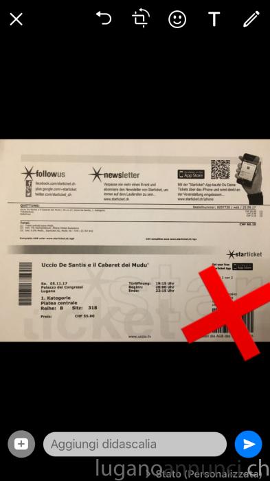 Vendo biglietti spettacolo Uccio De Santis (MUDÙ) 5/11 VendobigliettispettacoloUccioDeSantisMUD.png