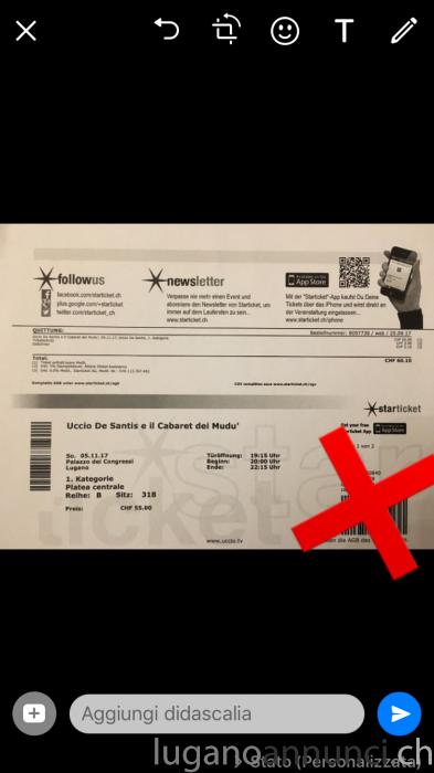 Vendo biglietti Uccio De Santis (MUDÙ) 5/11 - ottima posizione VendobigliettiUccioDeSantisMUD511ottimaposizione.png