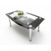 tavolino caffe in vetro temperato