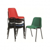 Milena - sedia ufficio impilabile in...