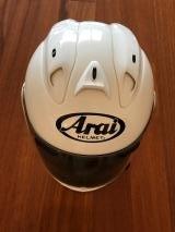 Casco ARAI RX-7 colore bianco Taglia L