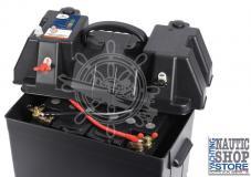 Cassetta portabatteria Power...