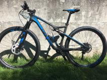 MTB mountain bike CUBE AMS 100 C:68 RACE 29 - CARBONIO - OCCASIONE !
