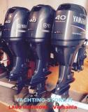 Nuovo Motore Fuoribordo...