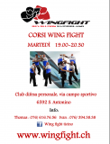 difesa personale wing fight