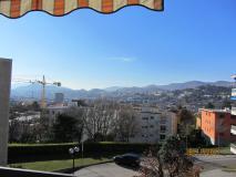 Affittasi appartamento a Viganello con vista 90 mq