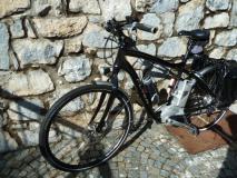 bicicletta elettrica Flyer S Urban...
