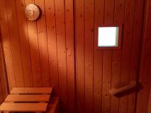 Sauna per interno