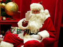 Urgente offriamo lavoro come Babbo Natale a Lugano Sabato 9 Dicembre 2017