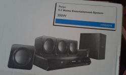 sistema Home Cinema Theater Philips - nuovo