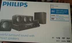 sistema Home Cinema Theater Philips -...